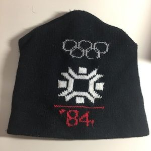 0af0db34e8d Other - 1984 Winter Olympics Ski Cap Hat Beanie